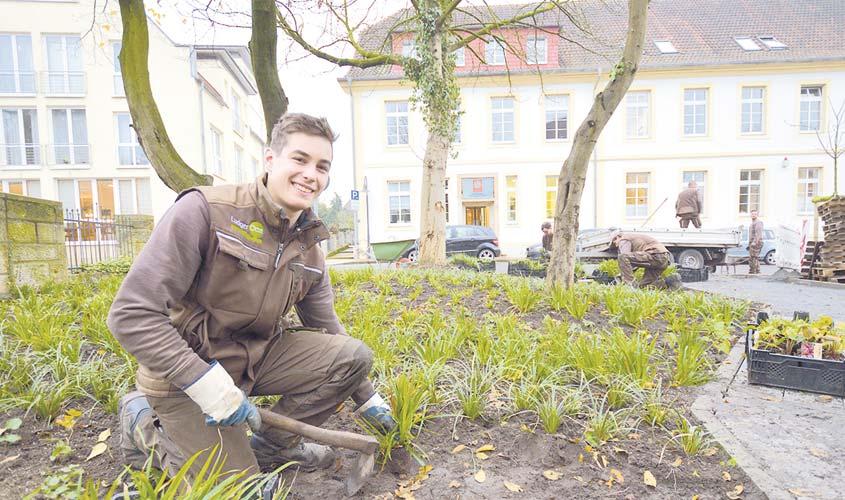 Landschaftsgärtner Abwechslungsreich Wie Kaum Ein Anderer Beruf